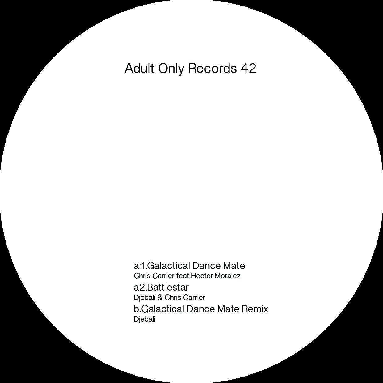 Sound Clips | Adult Only 42 | Galactical Dance Mate