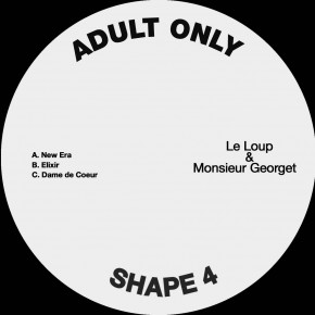 Release | Adult Only Shape 04 by Le Loup & Monsieur Georget