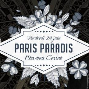 Paris Paradis invite : Chris Carrier (Adult Only / Robsoul) / Nouveau Casino / June 24 Fri 2016