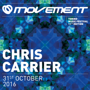 Movement Trino Music festival @ Lingotto Fiere, Trino, October 31st mon 2016